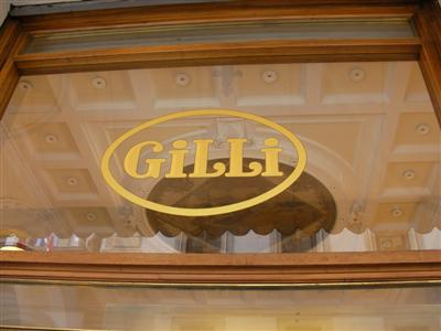 Gilli bar firenze