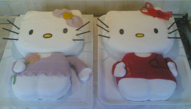 Hello Kitty Birthday Cake Tesco