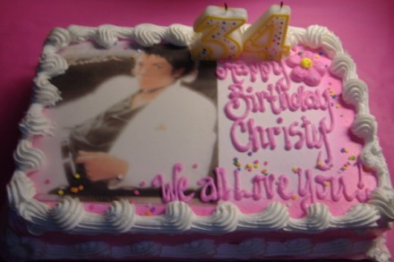 Michael Jackson Cake for this special singer!