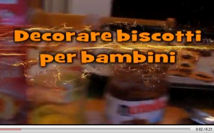decorare biscotti