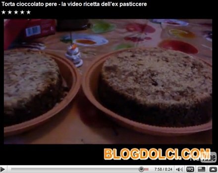 tortacioccolatoepere