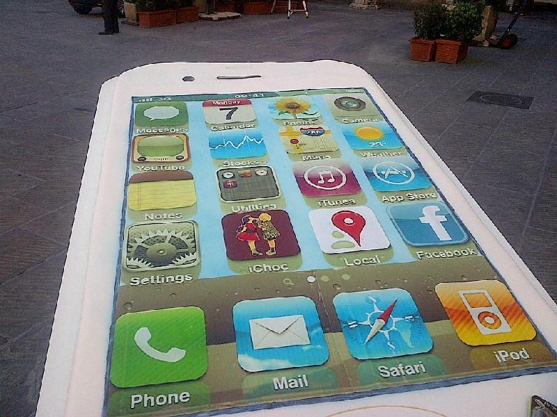 eurochocolate iphone