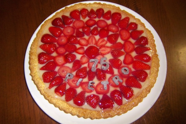 crostata fragole