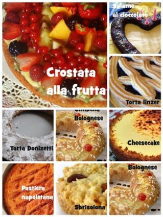video ricette torte